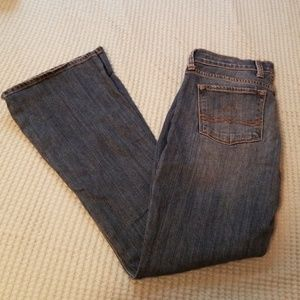 Lucky Brand Sofia boot cut jeans size 4/27